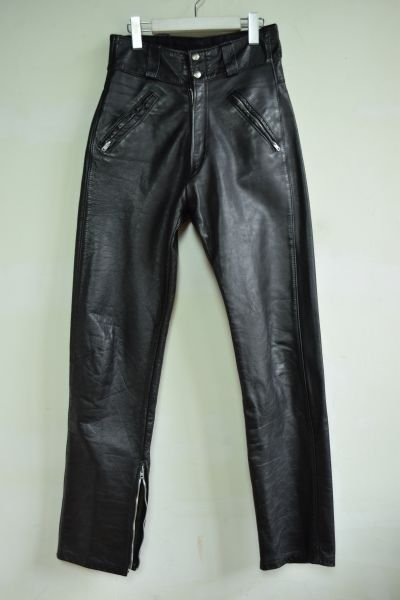 画像1: 60's Brooks leather pants  (1)