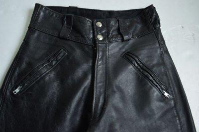 画像1: 60's Brooks leather pants