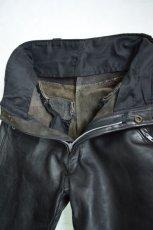 画像5: 60's Brooks leather pants  (5)