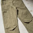 画像12: 40-50's French Military M-35 motor cycle pants -deadstock- (12)