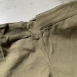 画像13: 40-50's French Military M-35 motor cycle pants -deadstock- (13)