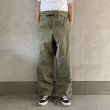 画像1: 40-50's French Military M-35 motor cycle pants -deadstock- (1)