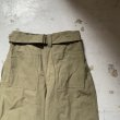 画像7: 40-50's French Military M-35 motor cycle pants -deadstock- (7)