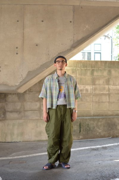 画像3: 50's US MILITARY M-51 over pants