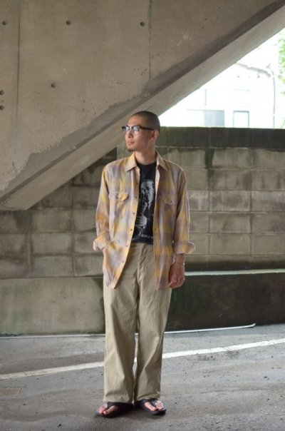 画像2: 50's US AIR FORCE tropical trousers