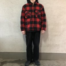 画像5: 50's 5 Brother wool jacket (5)