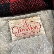 画像16: 50's 5 Brother wool jacket (16)