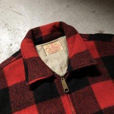 画像9: 50's 5 Brother wool jacket (9)
