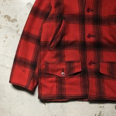 画像8: 40-50's J.C.Higgins wool hunting jacket (8)