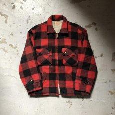 画像6: 50's 5 Brother wool jacket (6)