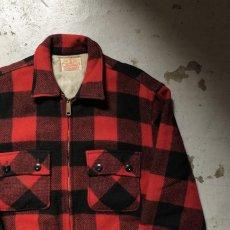 画像7: 50's 5 Brother wool jacket (7)