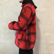 画像3: 40-50's J.C.Higgins wool hunting jacket (3)