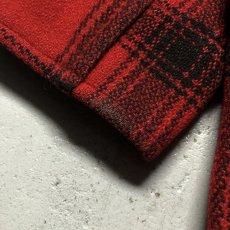 画像17: 40-50's J.C.Higgins wool hunting jacket (17)