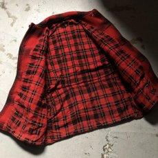 画像15: 40-50's J.C.Higgins wool hunting jacket (15)
