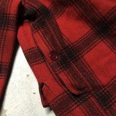 画像14: 40-50's J.C.Higgins wool hunting jacket (14)