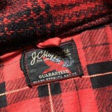 画像16: 40-50's J.C.Higgins wool hunting jacket (16)