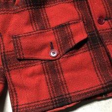 画像11: 40-50's J.C.Higgins wool hunting jacket (11)
