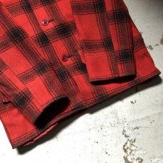 画像12: 40-50's J.C.Higgins wool hunting jacket (12)
