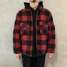 画像2: 50's 5 Brother wool jacket (2)