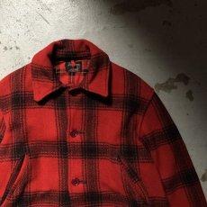 画像7: 40-50's J.C.Higgins wool hunting jacket (7)