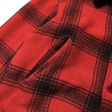 画像10: 40-50's J.C.Higgins wool hunting jacket (10)
