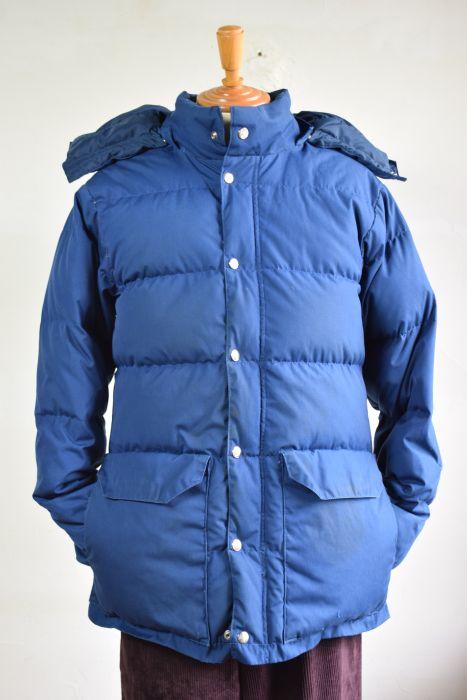画像1: 70's Holubar (ホルバー) Down jacket [NAVY] (1)