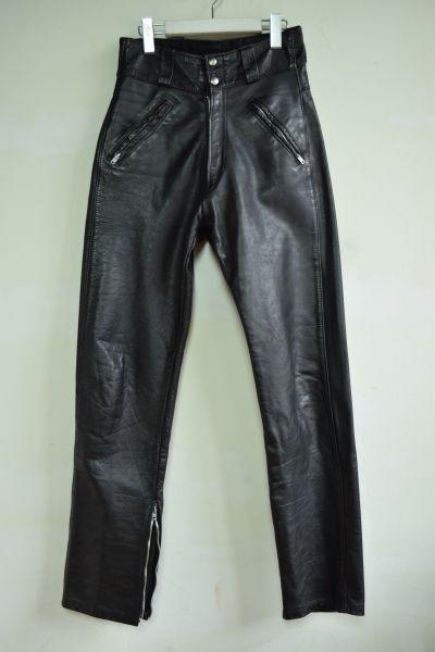 画像1: 60's Brooks leather pants  (1)
