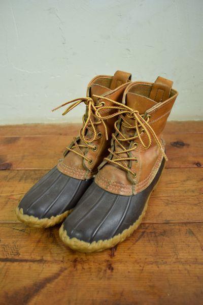 画像1: 80's L.L.Bean bean boots (1)