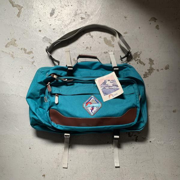 画像1: Lowe alpine 3way bag -deadstock- (1)