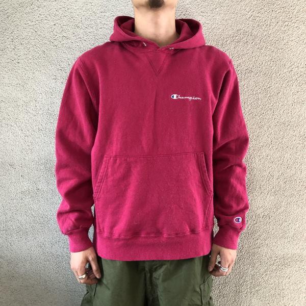 画像1: 90's Champion sweat hoodie (1)