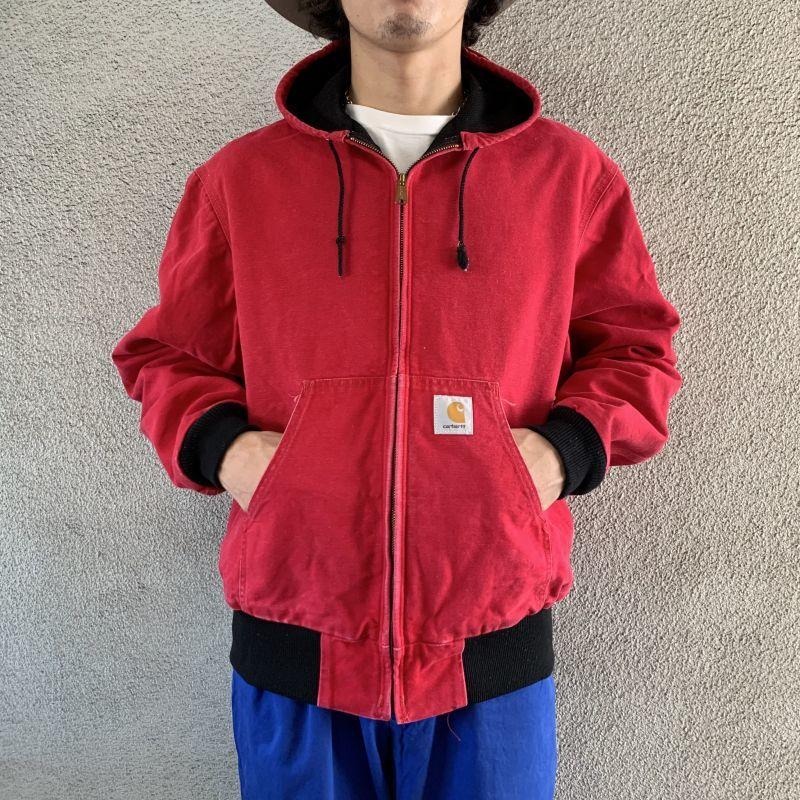画像1: Carhartt active jacket  (1)