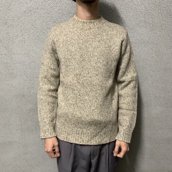 画像1: 70-80's Eddie Bauer knit sweater (1)
