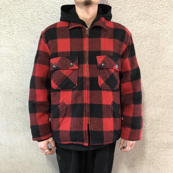 画像1: 50's 5 Brother wool jacket (1)