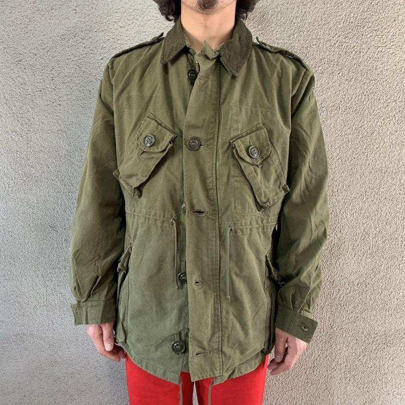 画像1: 70's-80's Canadian Army MK-2 combat jacket (1)