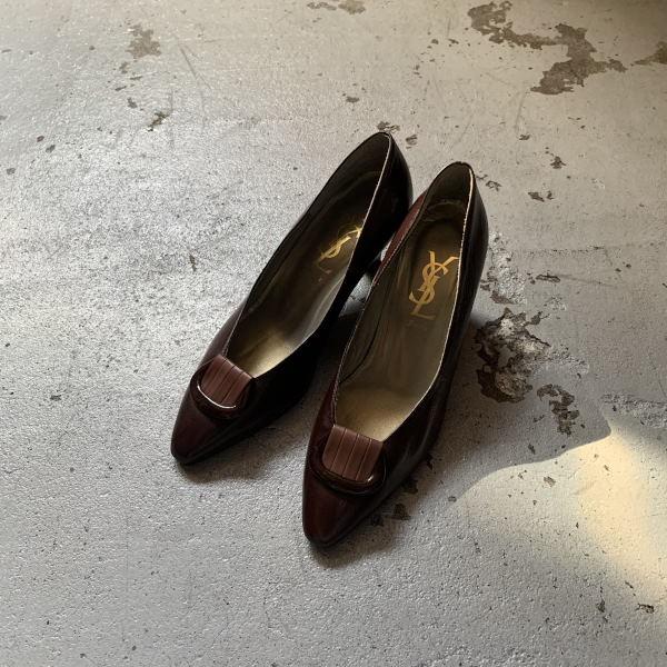 画像1: Yves Saint Laurent stiletto (1)