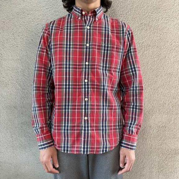 画像1: J.CREW check shirt (1)