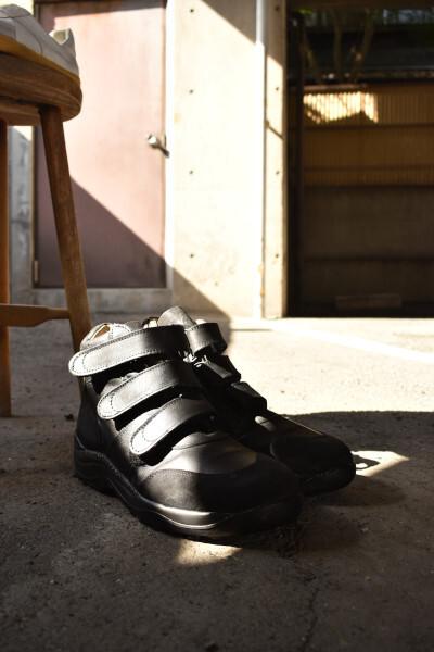 画像1: 70's-80's German military PILOT shoes (1)