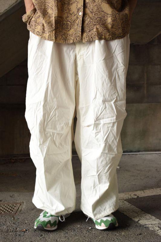 画像1: 80's US MILITARY snow camo over pants -deadstock- (1)