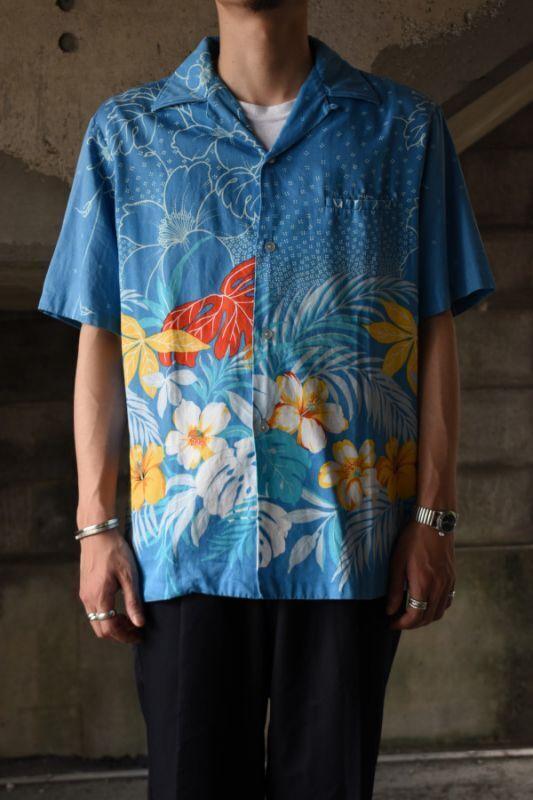 画像1: MALIHINI aloha shirt (1)